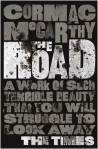 Cover for Cormac McCarthy — The Road (Designed by David Pearson)