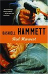 Cover for Dashiell Hammet — Red Harvest(Designed by Megan Wilson)