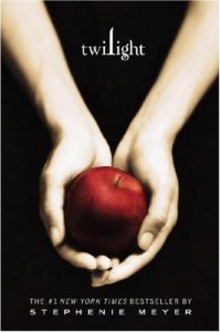 Cover for Stephanie Meyer — Twilight (Designed by Gail Doobinin)