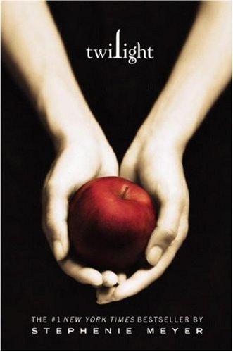 Cover for Stephanie Meyer — Twilight (Designed by Gail Doobinin)