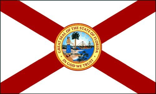 The Florida State Flag