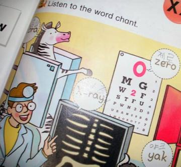 """A word chart that says """"OMG WTF STFU PWN3D"""""""